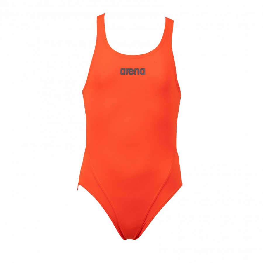 Arena Makinas Youth Swimsuit Orange