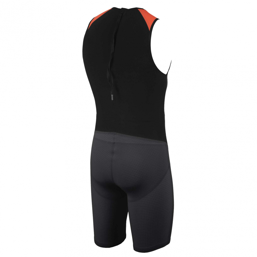 Mens Arena Carbon Pro Trisuit - Back Zip
