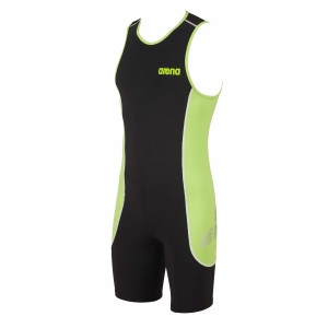Arena Mens ST Trisuit - Rear Zip