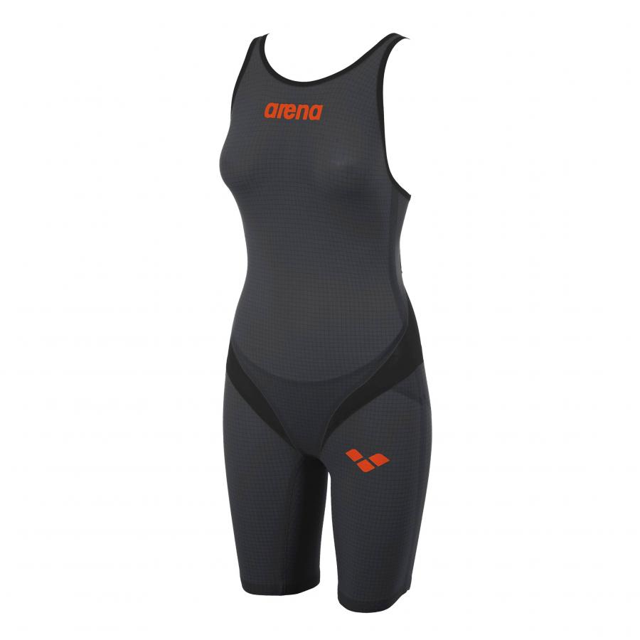 Buy Womens Arena Open Back Carbon Pro Trisuit