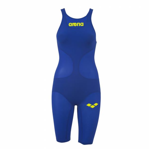 Arena Powerskin R-Evo+ Short Leg Suit 25112 (FINA Approved) ROYAL