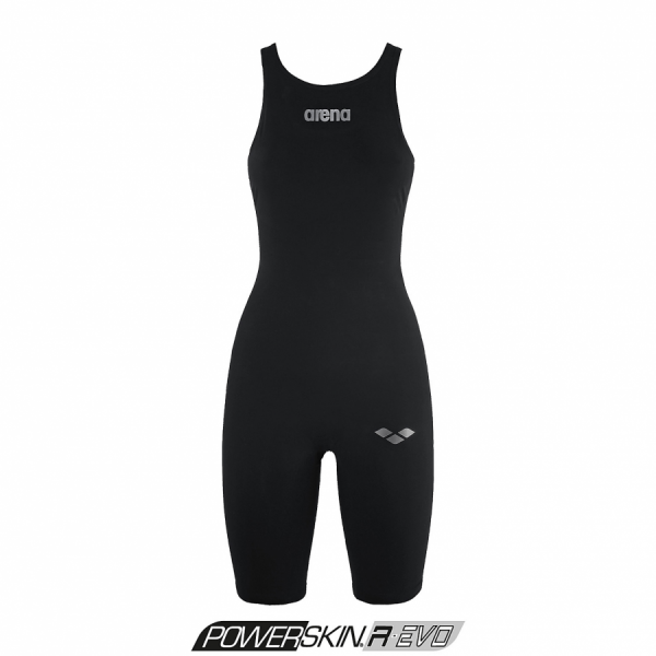 FINA 2010 APPROVED Arena R-Evolution Women's Short Leg Suit    FRONT