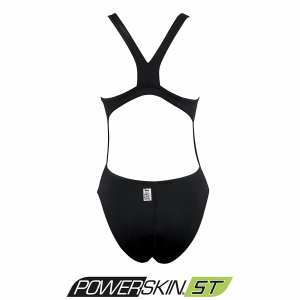 Arena  ST Swimsuit 28546 Black (FINA Approved)