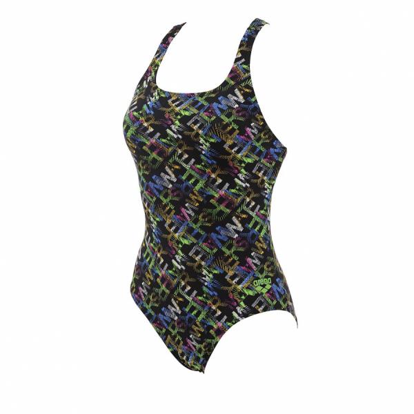 Arena Sunlight Swimsuit - Black