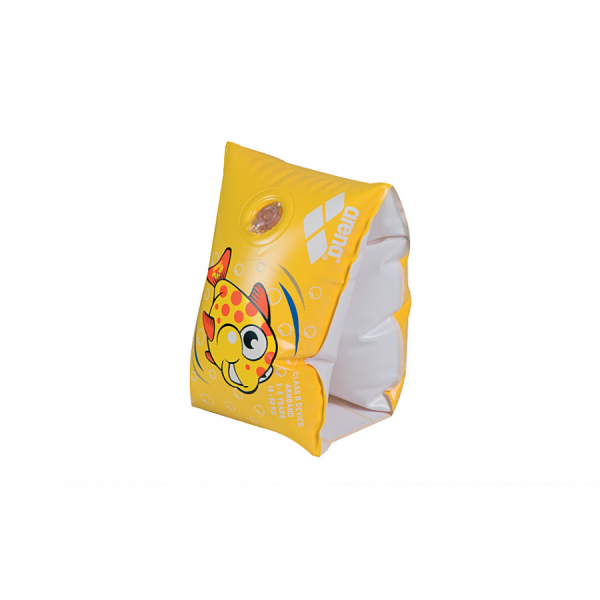 Arena Yellow Fish Children's Armbands
