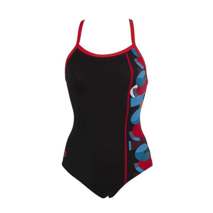 Arena Asym Black Swimsuit