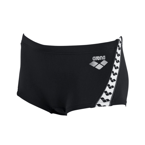 Arena Junior Barring Swim Shorts - Black