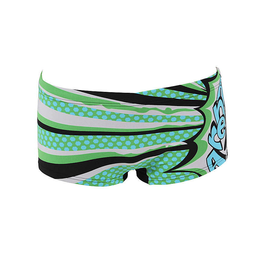 Arena Barseille Swim Shorts - Black