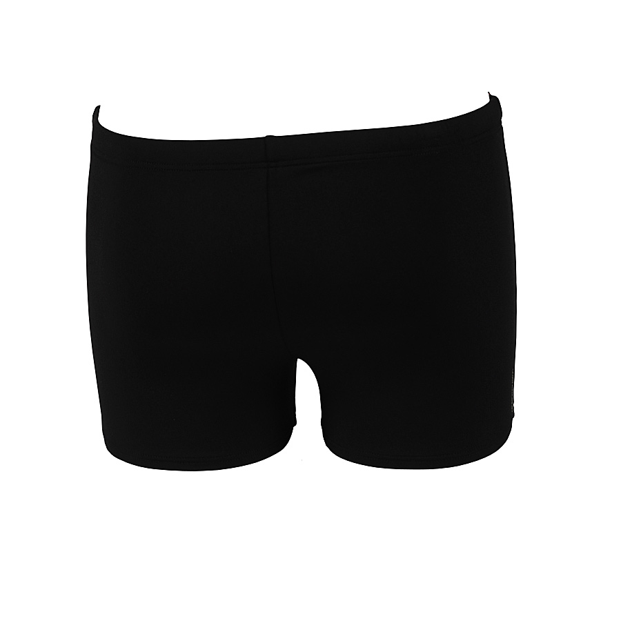 Arena Bent Shorts - Black/Nectarine