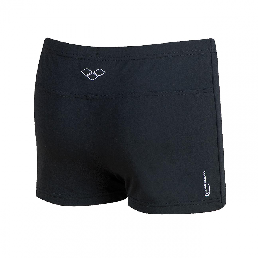 Arena Bynarx Junior Shorts (22cm)  - Black (Back)