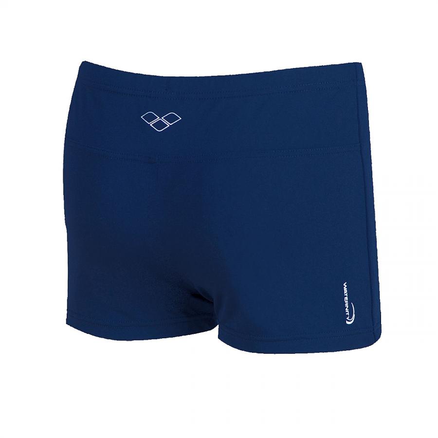 Arena Bynarx Junior Shorts (22cm)  - Navy (Back)