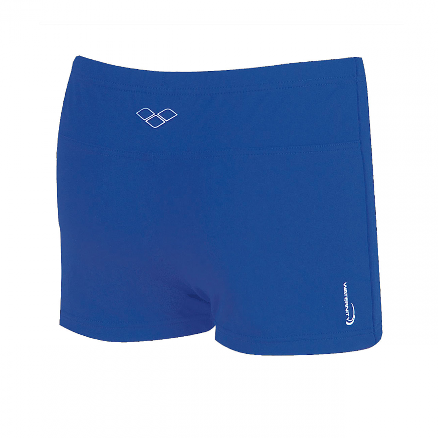 Arena Bynarx Junior Shorts (22cm)  - Royal  (Back)