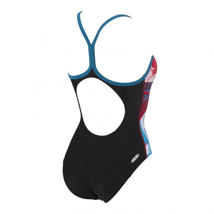 Arena Cameras Swimming Costume - Black