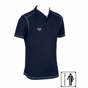 Unisex Arena Camshaft Polo Shirt - Navy FRONT