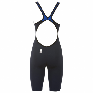 Buy Arena Carbon Air Open Back Suit - Blue