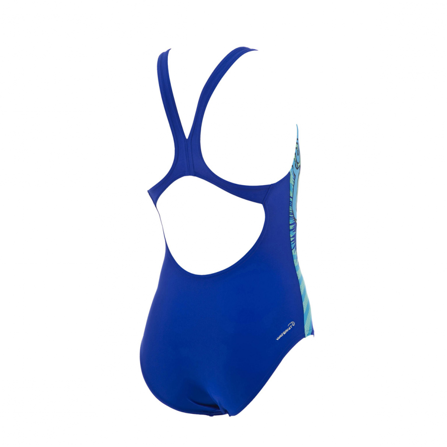 Arena Cartoon Girls Swimsuit (Blue)