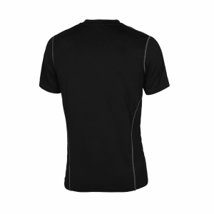 Unisex Arena Charge T Shirt - Black
