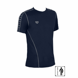 Unisex Arena Charge T Shirt - Navy