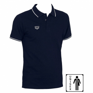 Unisex Arena Chassis Polo Shirt - Navy
