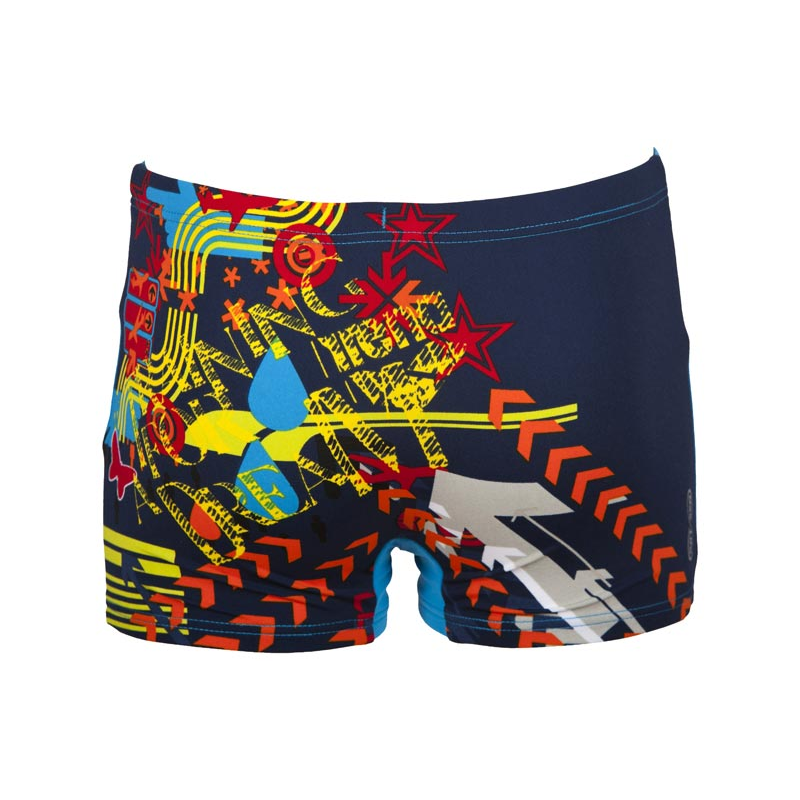 Arena Boys Jammers - Circus (Blue)