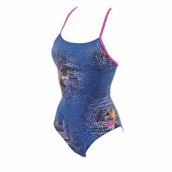 Arena City Swimsuit - Blue