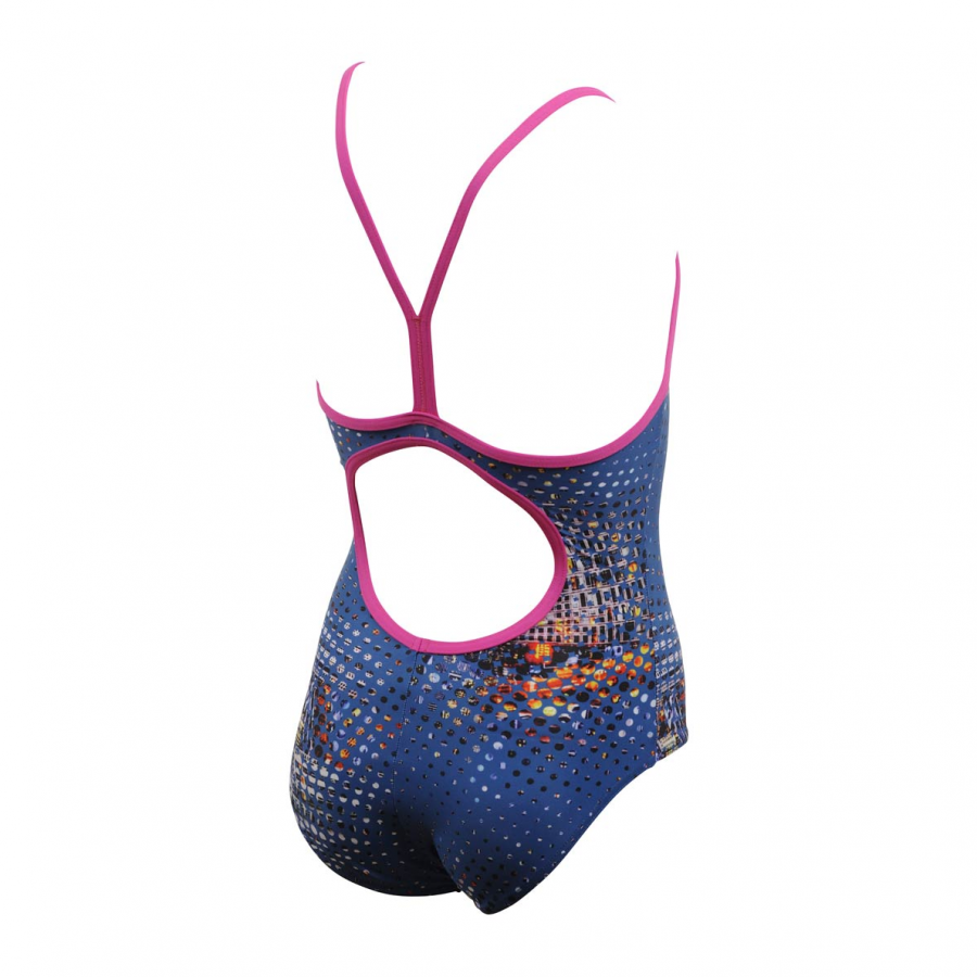 Arena City Junior Swimsuit - Blue