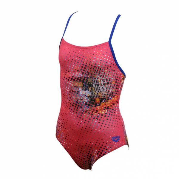 Arena City Junior Swimsuit - Pink