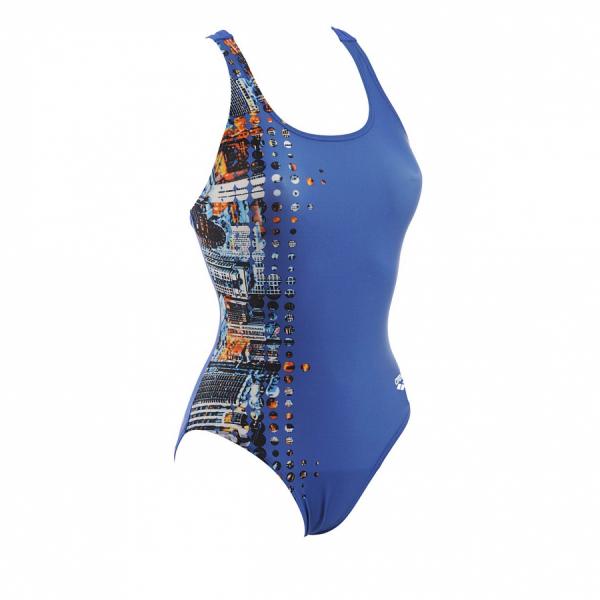 Arena Blue Swimming Costume - Cityline