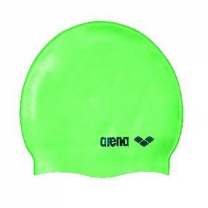 Arena Classic Junior Swim Cap - Citronella