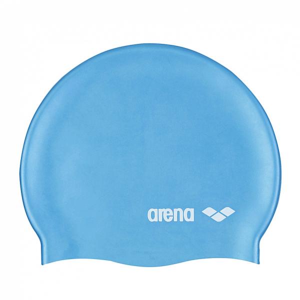 Arena Classic Junior Swim Cap - Eolian Blue