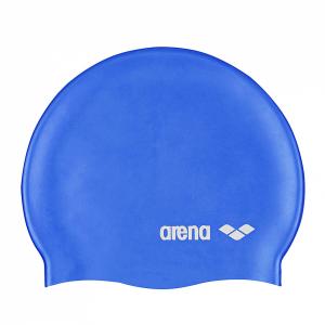 Arena Classic Junior Swim Cap - Royal Blue