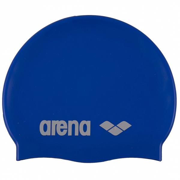 Arena Classic Silicone Swim Cap - Royal Blue