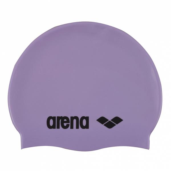 Arena Classic Silicone Swim Cap - Lilac
