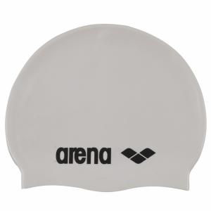 Arena Classic Silicone Swim Cap - White
