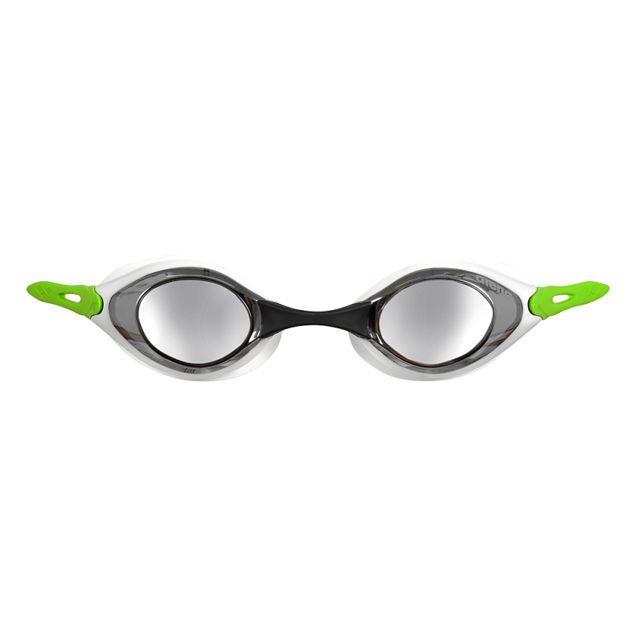 Arena Cobra Mirror Racing Goggles - LIMITED EDITION FRONT