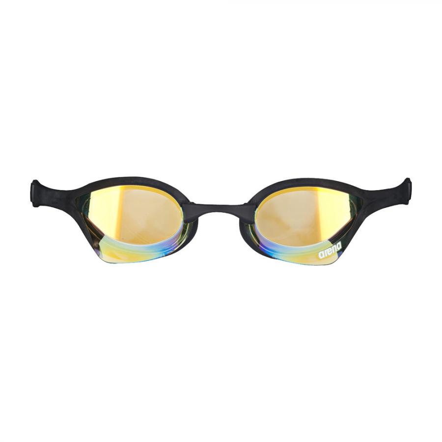 Arena Cobra Ultra Mirror Racing Goggles - Yellow / Black
