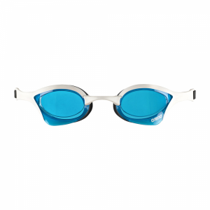 Shop Arena Cobra Ultra Racing Goggles - Blue / White