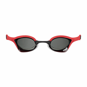 Shop Arena Cobra Ultra Racing Goggles - Smoke / Red