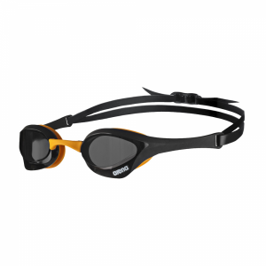 Buy Arena Cobra Ultra Racing Goggles - Smoke / Black / Orange