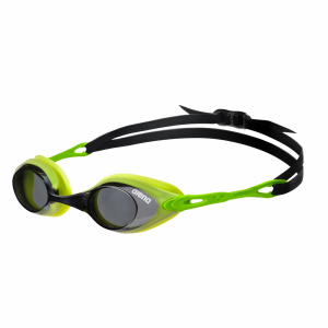 Arena Cobra Racing Goggles - Smoke / Lime