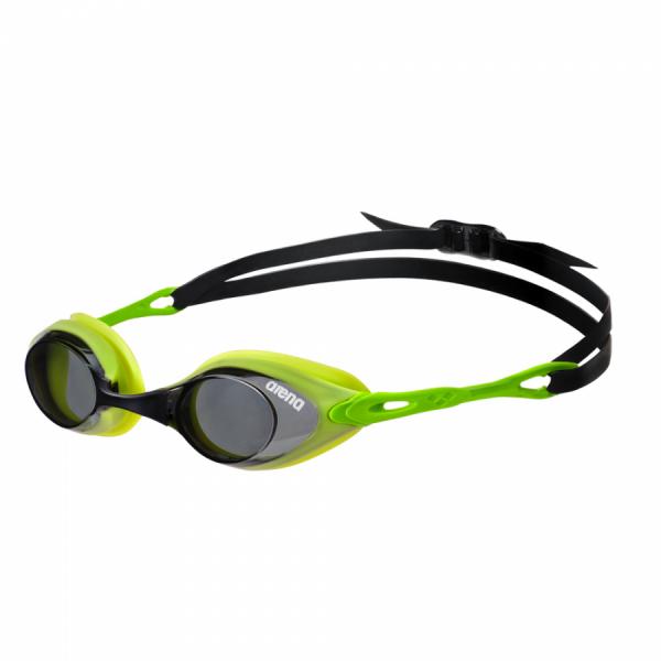 Arena Cobra Racing Goggles - Smoke / Lime