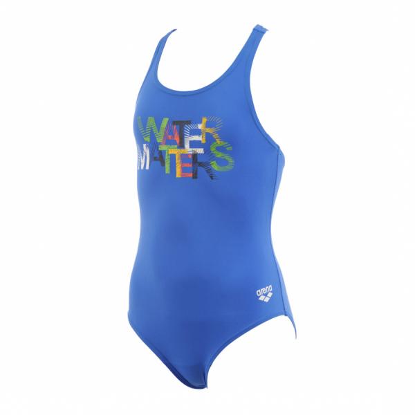 Arena Colourfull Junior Swimsuit - Blue