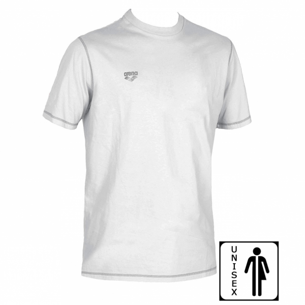 Unisex Arena Conkers T Shirt - White FRONT