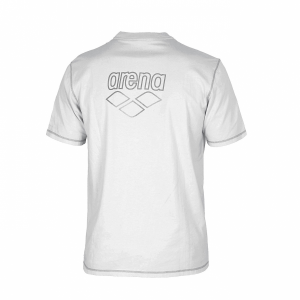 Unisex Arena Conkers T Shirt - White BACK