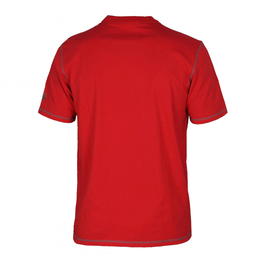 Unisex Arena Connection Youth T Shirt - Red