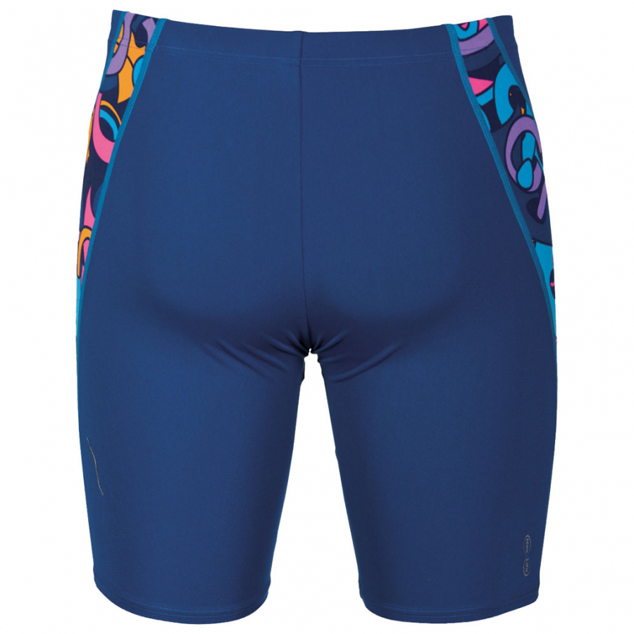 Shop Arena blue swim jammers