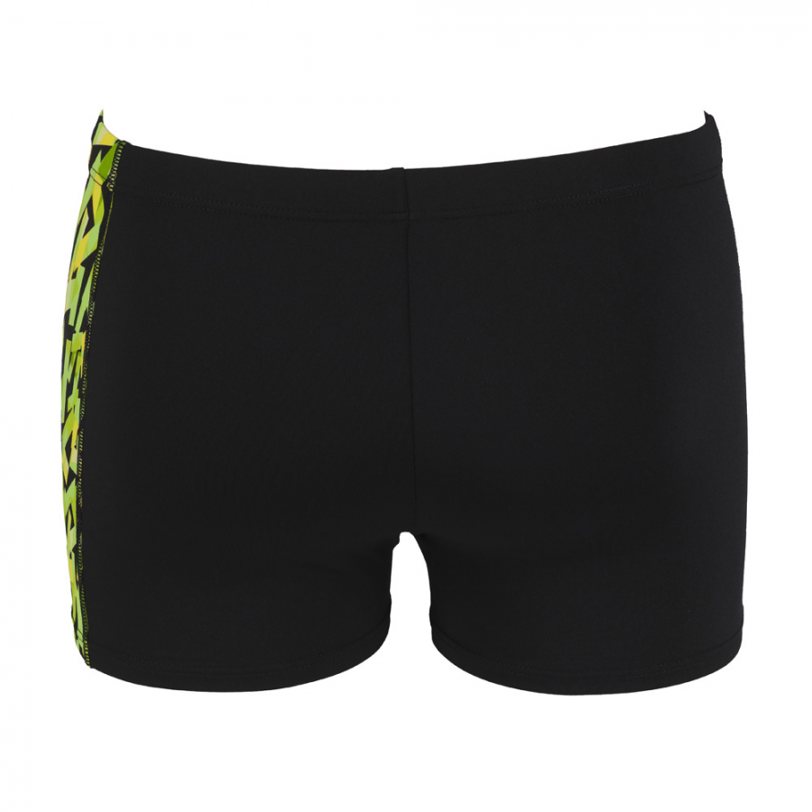 Arena Crystal Mens Swim Shorts Black
