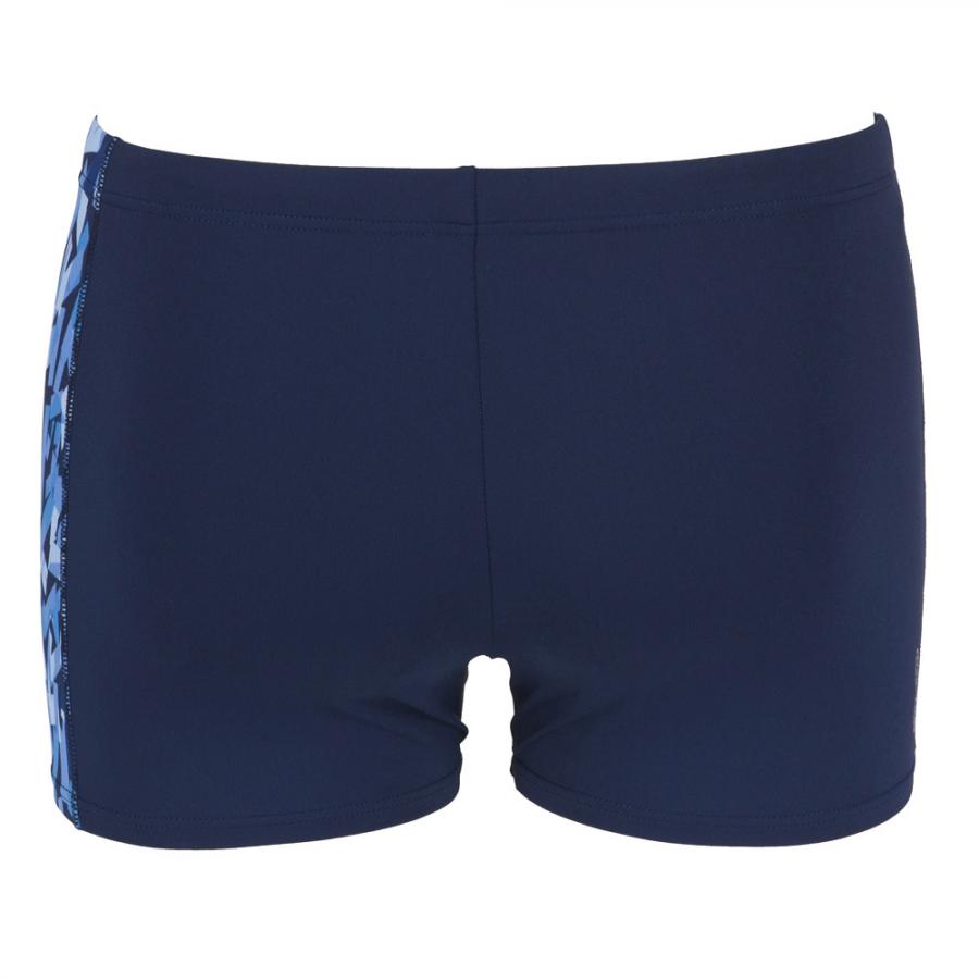 Crystal Arena Swim Shorts - Blue