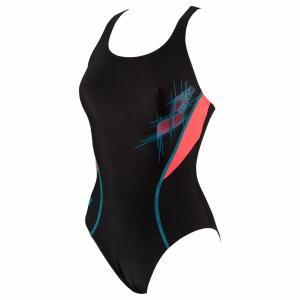 Buy black ladies swimsuit
