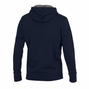Arena Empyrean Junior Hooded Sweatshirt - Navy BACK
